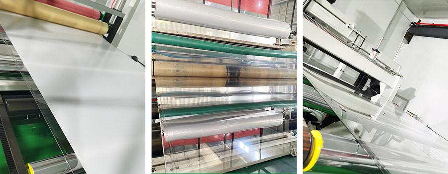 工业机械设备PC耐力板案例