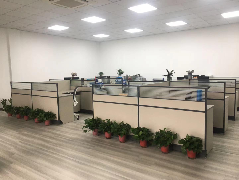 新办公区域